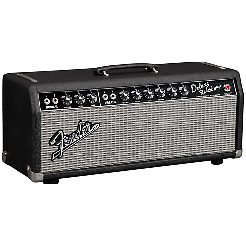 Fender '65 Deluxe Reverb 22W Tube Guitar Amp Head