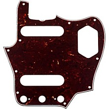 Fender 65 Jaguar Pickguard, 4-Ply, Brown Shell