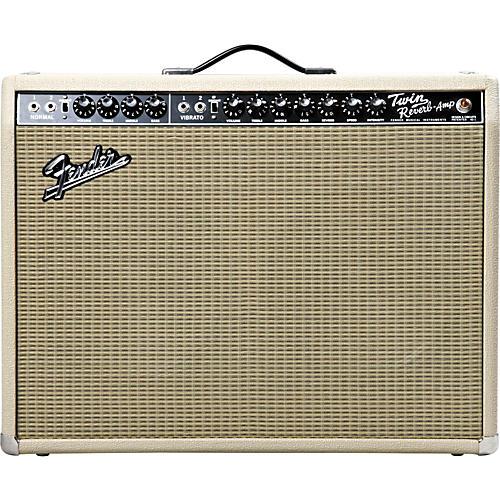 Fender '65 Twin 40th Anniversary Guitar Amplifier-thumbnail