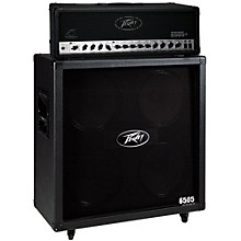 Peavey 6505+ 120W Guitar Head with 6505 4x12 300W Cabinet