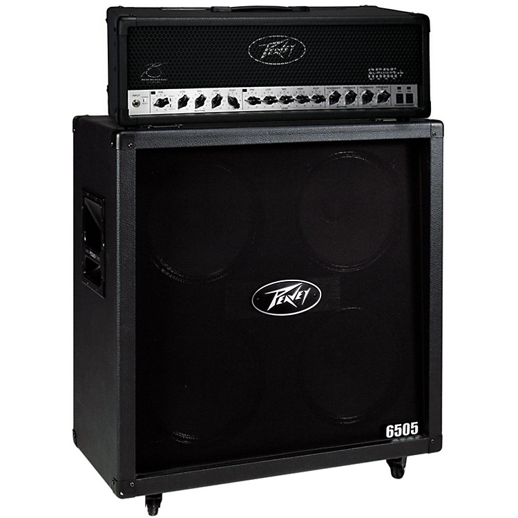 peavey 6505 120w guitar head with 6505 4x12 300w cabinet straight musician 39 s friend. Black Bedroom Furniture Sets. Home Design Ideas