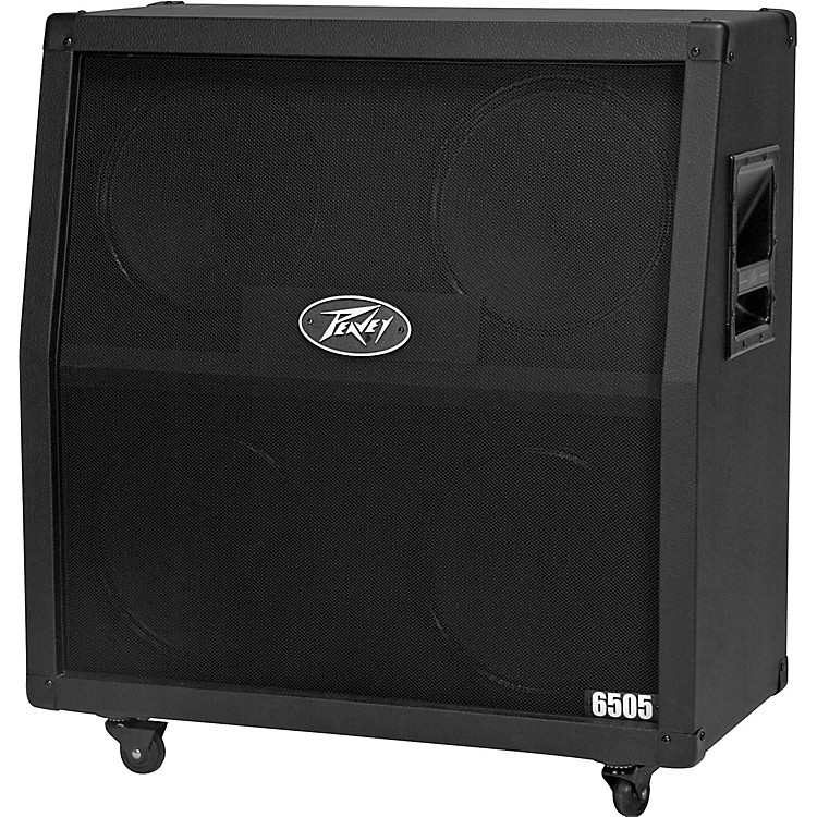 Peavey 6505 4x12 300W Guitar Cabinet Angled