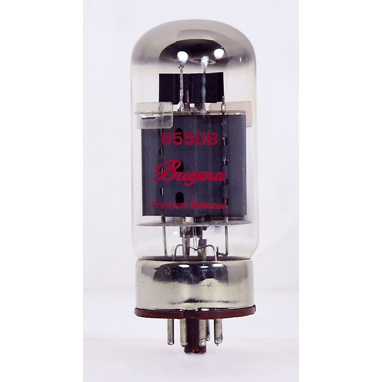 Bugera6550B-6 Pack Matched Tetrode Tubes