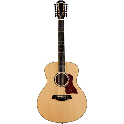 Taylor 656e-2014 Grand Symphony 12 String ES2 Acoustic-Electric Guitar