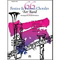 Alfred 66 Festive and Famous Chorales for Band 2nd E-Flat Alto Saxophone  Thumbnail