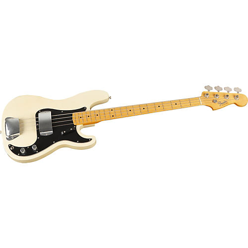 Fender Custom Shop '66 Slab Body P-Bass-thumbnail