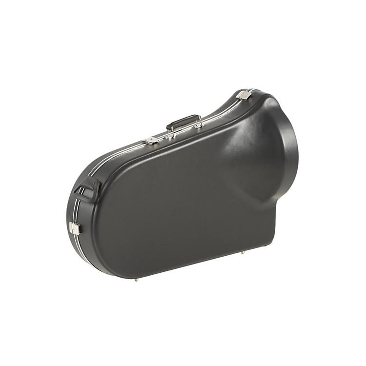Amati6699 Molded BBb Tuba Case with Wheels
