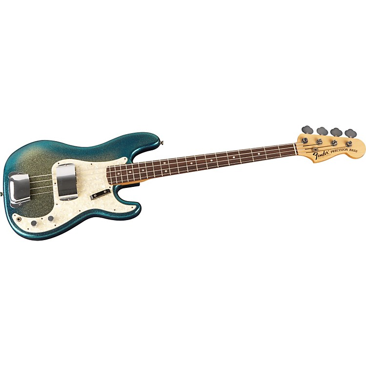 Fender Custom Shop '69 Precision Relic Electric Bass