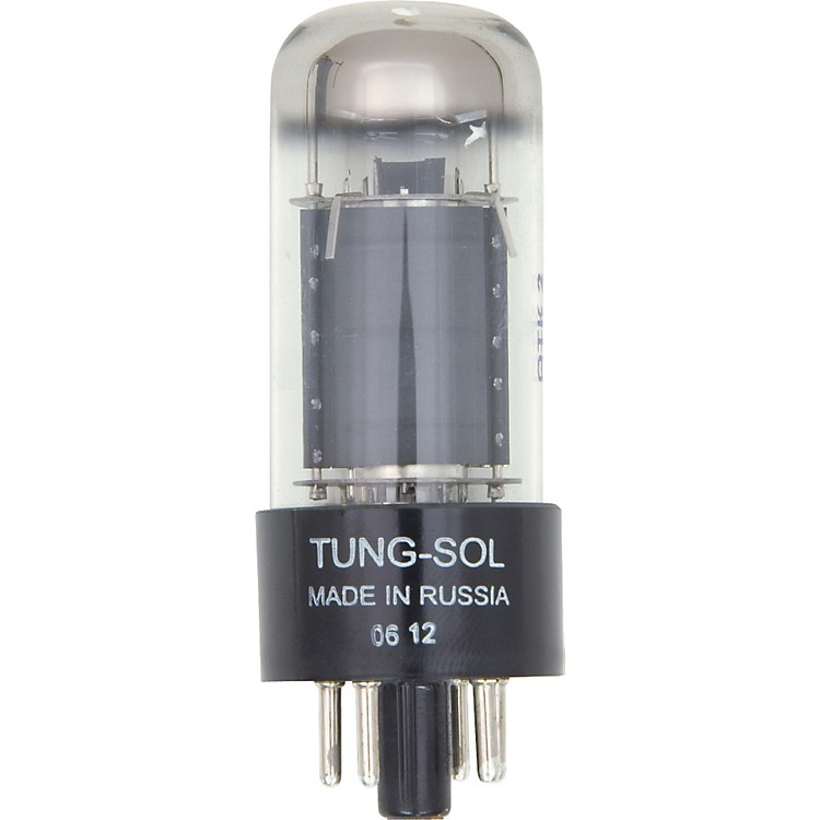 Tung-Sol 6V6GT Matched Power Tubes Medium Duet