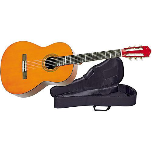 Yamaha 7/8-Size Classical Guitar with Nylon Case-thumbnail