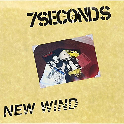 Alliance 7 Seconds - New Wind
