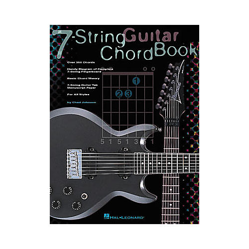 Guitar Tablature Books : hal leonard 7 string guitar chord book guitar tab book musician 39 s friend ~ Hamham.info Haus und Dekorationen