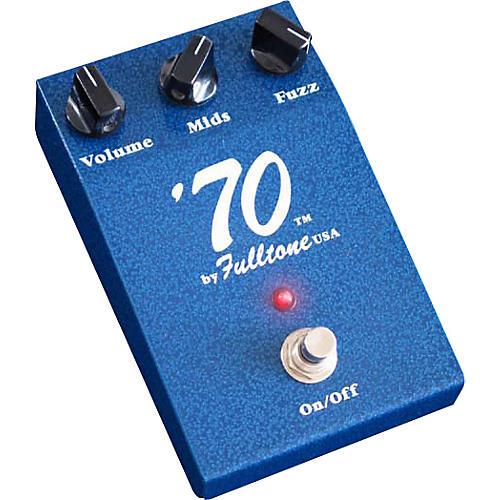 Fulltone '70 Fuzz Guitar Effects Pedal-thumbnail