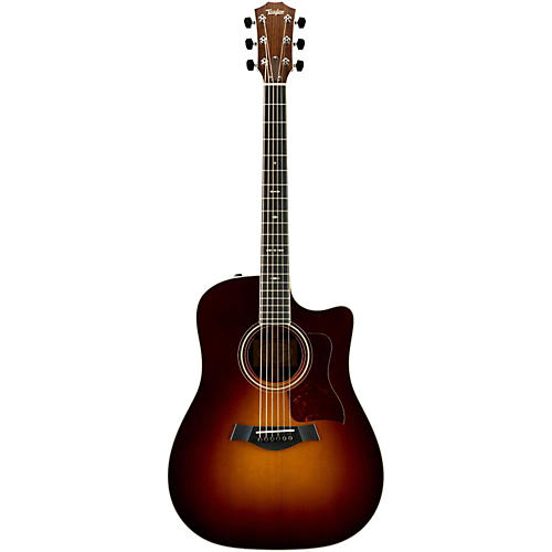 Taylor 700 Series 2014 710ce Dreadnought Acoustic-Electric Guitar-thumbnail