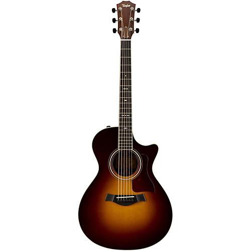 Taylor 700 Series 2014 712ce Grand Concert Acoustic-Electric Guitar