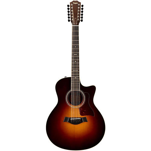 Taylor 700 Series 2014 756ce Grand Symphony 12-String Acoustic-Electric Guitar