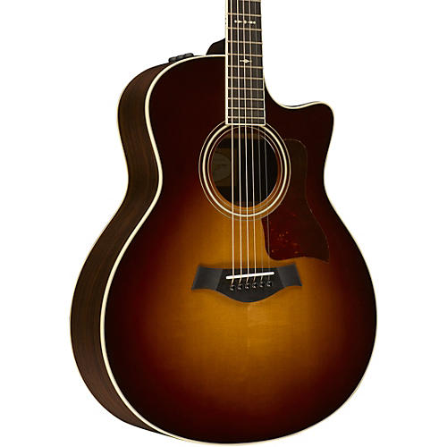 Taylor 700 Series 2015 716ce Grand Symphony Acoustic-Electric Guitar-thumbnail