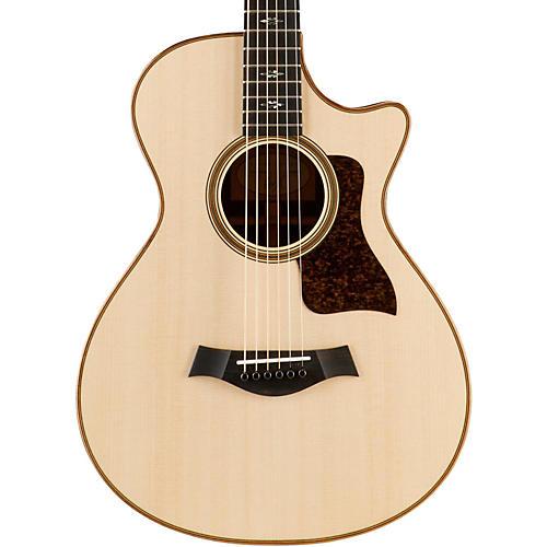 Taylor 700 Series 712ce Grand Concert Acoustic-Electric Guitar-thumbnail