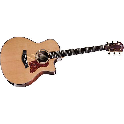 Taylor 700 Series 716ce Grand Symphony Cutaway Acoustic Electric Guitar (2011 Model)