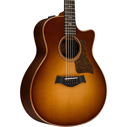 Taylor 700 Series 756ce Grand Symphony 12-String Acoustic-Electric Guitar-thumbnail