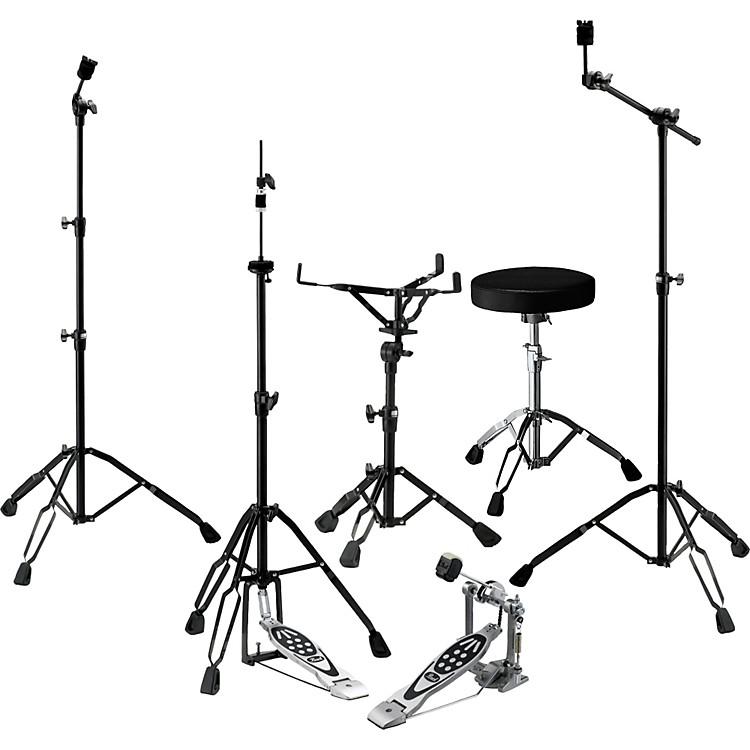 Pearl700 Series Black Drum Hardware Pack