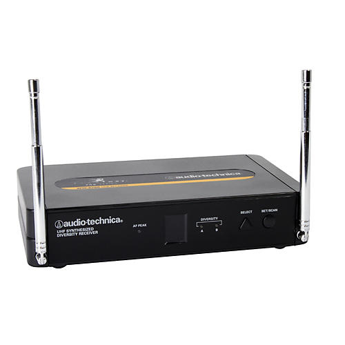 Audio-Technica 700 Series Freeway Wireless System ATW-R700 Receiver 542.125 - 561.250 MHz (TV 26-29)