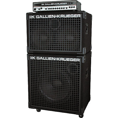 Gallien-Krueger 700RB-II/210SBX-II/115SBX-II Full Stack Package