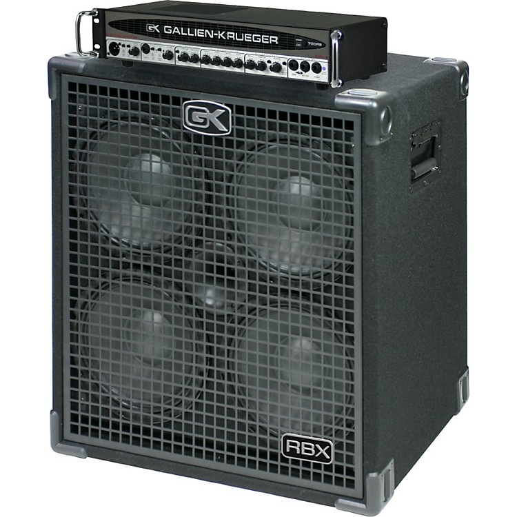 gallien krueger 700rb ii 410rbx ii bass stack musician 39 s friend. Black Bedroom Furniture Sets. Home Design Ideas