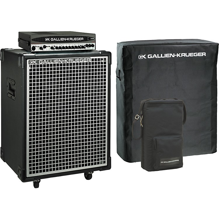 gallien krueger 700rb ii head neo 212 cabinet pack with covers musician 39 s friend. Black Bedroom Furniture Sets. Home Design Ideas