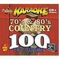 Chartbuster Karaoke 70's and 80's Country CD+G  Thumbnail
