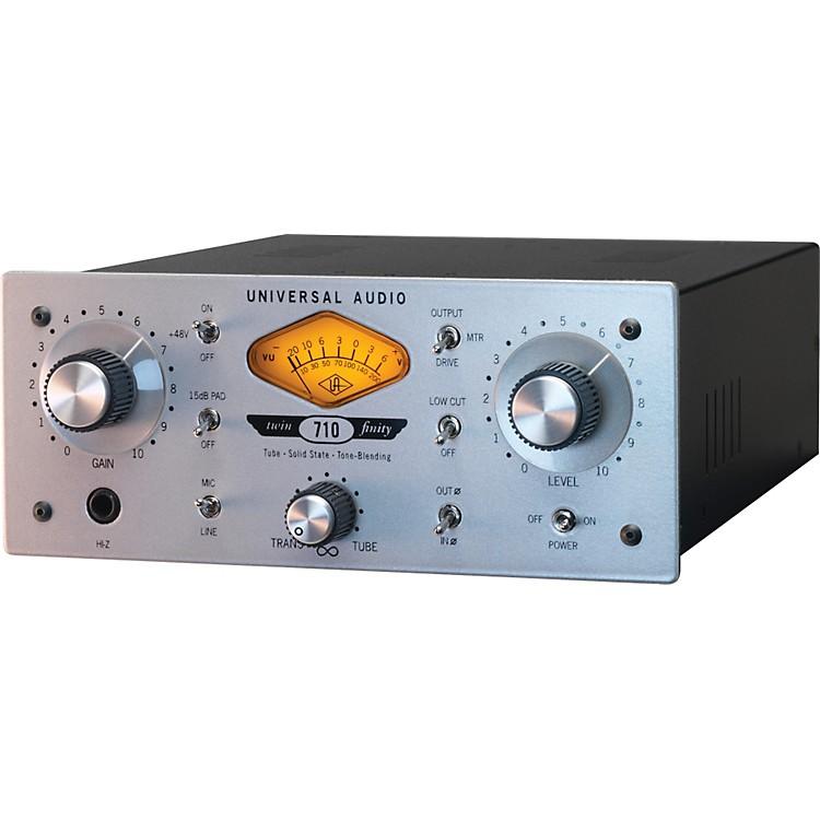 Universal Audio710 Twin-Finity Mic Pre & DI Box