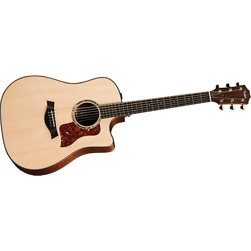 Taylor 710CE Limited Edition Madagascar Rosewood Dreadnought Cutaway Acoustic-Electric Guitar