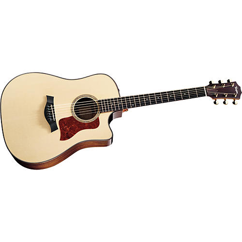 Taylor 710ce Dreadnought Cutaway Acoustic Electric Guitar (2011 Model)