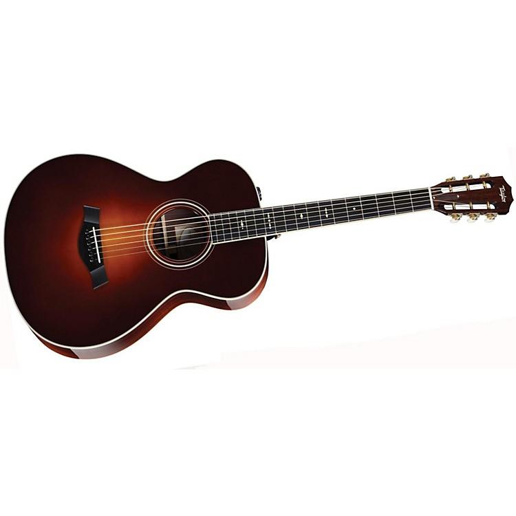 taylor 712e 12 fret acoustic electric guitar musician 39 s friend. Black Bedroom Furniture Sets. Home Design Ideas