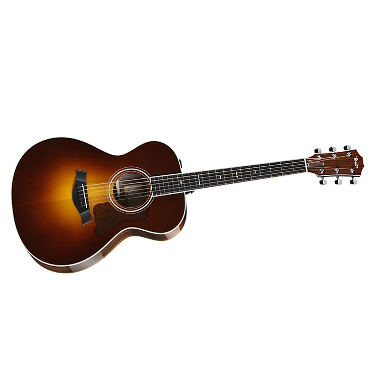 Taylor712e Rosewood/Spruce Grand Concert Acoustic-Electric Guitar