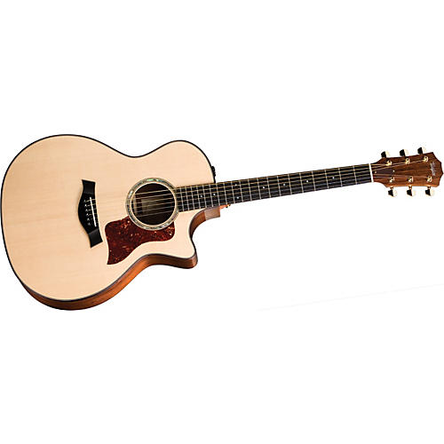 Taylor 714CE Limited Edition Madagascar Rosewood Grand Auditorium Cutaway Acoustic-Electric Guitar