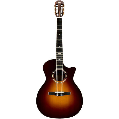 Taylor 714CE-N Rosewood/Spruce Nylon String Grand Auditorium Acoustic-Electric Guitar