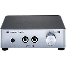 Beyerdynamic 716014 A 20 Headphone Amplifier