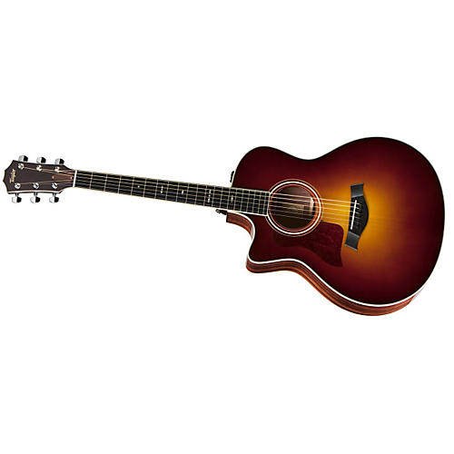 Taylor 716ce-L Rosewood/Spruce Grand Symphony Left-Handed Acoustic-Electric Guitar