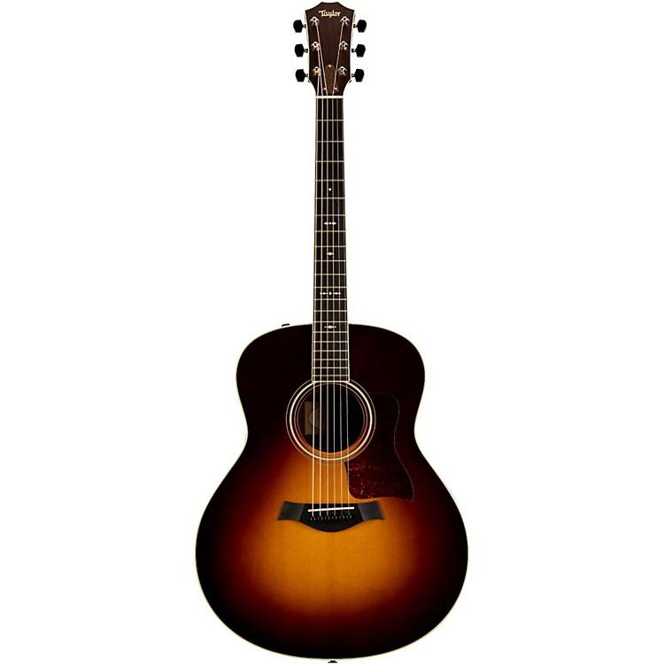Taylor718e Grand Orchestra ES2 Acoustic-Electric GuitarVintage Sunburst