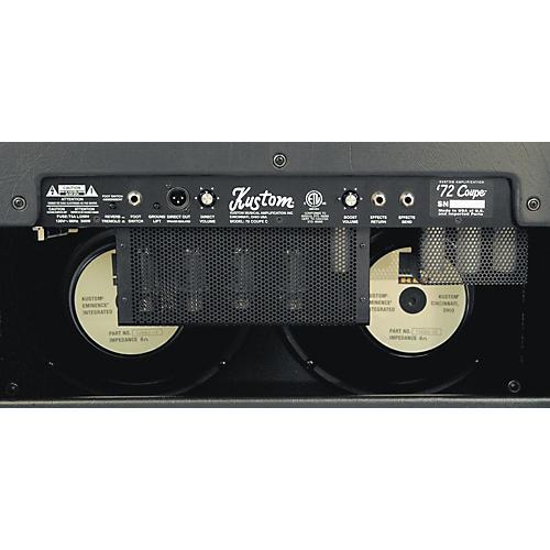 Kustom '72 Coupe Guitar Combo Amp