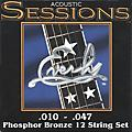 Everly 7210-12XL Acoustic Sessions Phosphor/Bronze Extra Light 12-String Guitar Strings  Thumbnail