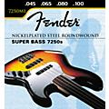 Fender 7250ML Super Bass Medium Light Strings thumbnail