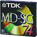 TDK 74-Minute Blank Audio MiniDisc  Thumbnail