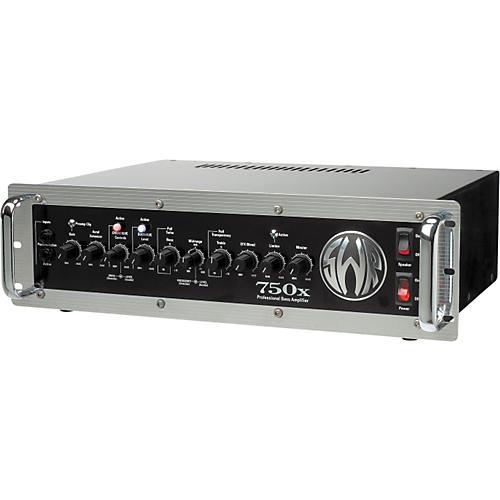 SWR 750x Bass Amplifier Head