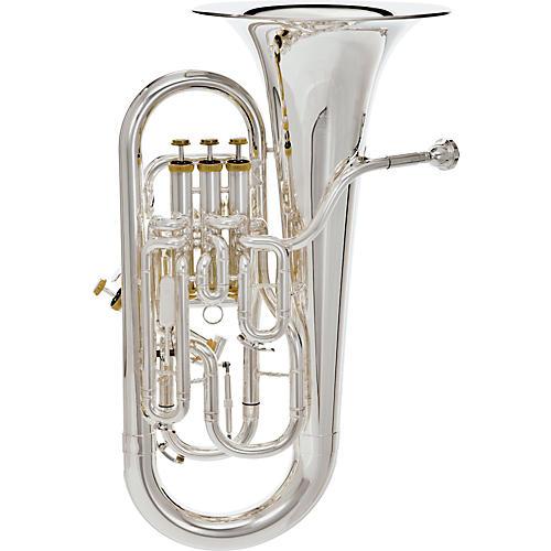 Meinl Weston 751 Phoenix Series Compensating Euphonium 751 Silver
