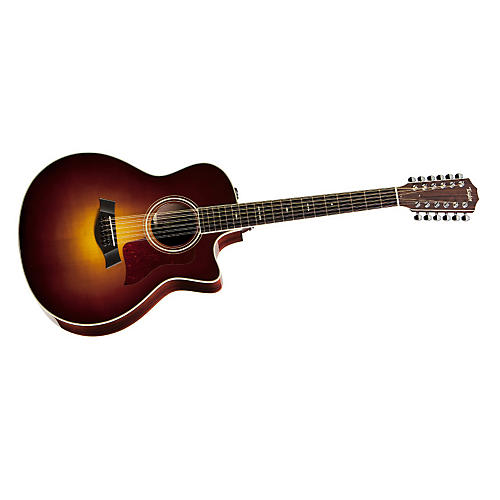 Taylor 756ce Rosewood/Spruce Grand Symphony 12-String Acoustic-Electric Guitar