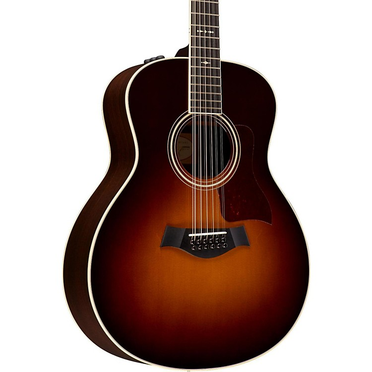 Taylor756e Grand Symphony 12-String  ES2 Acoustic-Electric GuitarVintage Sunburst
