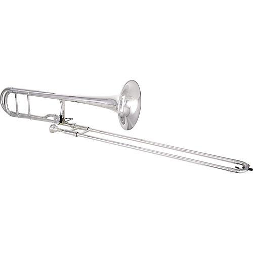 Kanstul 760 Series F Attachment Trombone 760-2 Silver