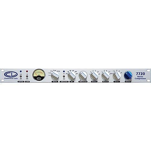 Chameleon Labs 7720 Stereo Compressor